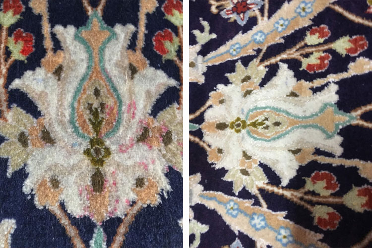 Carpet/Rug repair services