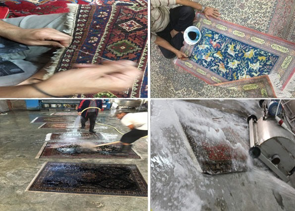 washing carpet in dubai
